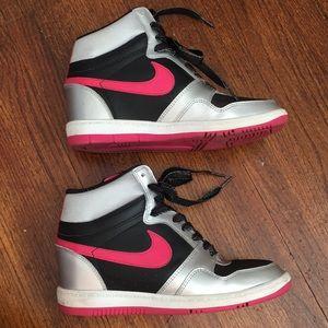 Nike Dunk High Wedge sneakers